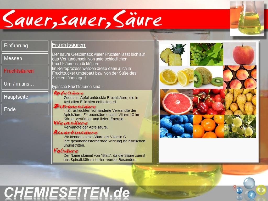 Lernsoftware Chemieseiten